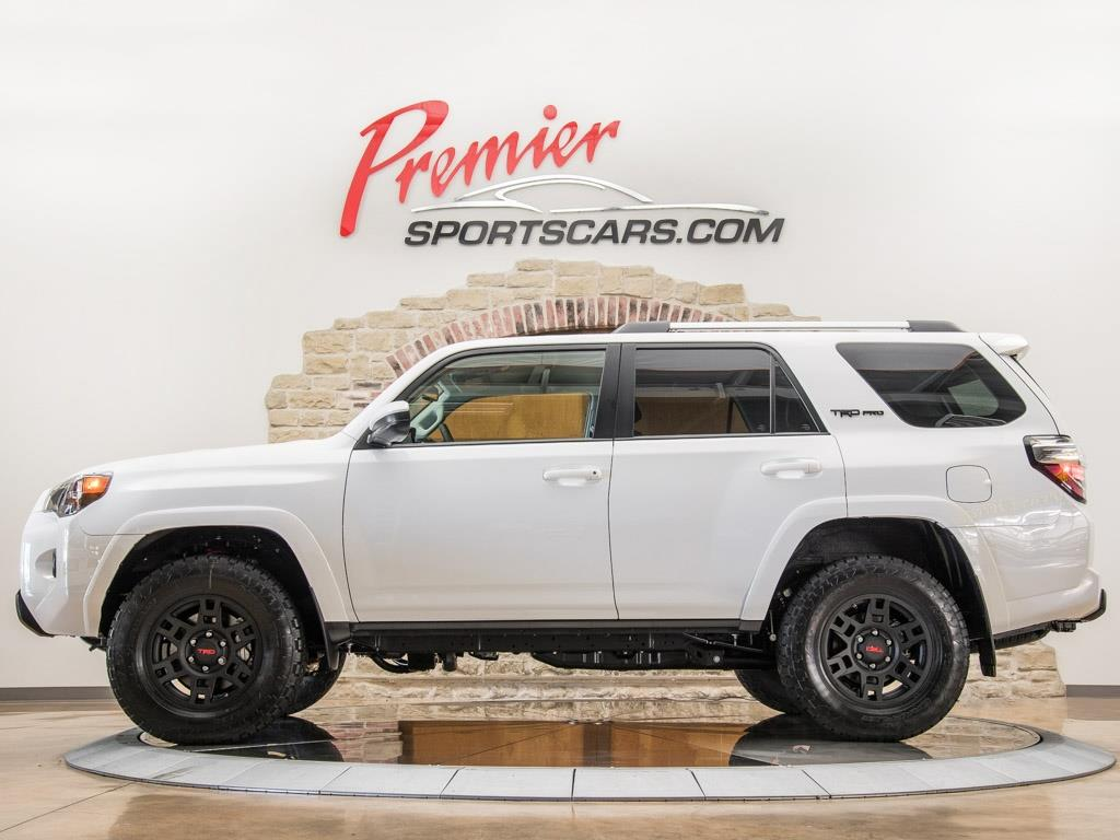 2017 toyota 4runner trd pro 40 miles export okay ebay. Black Bedroom Furniture Sets. Home Design Ideas
