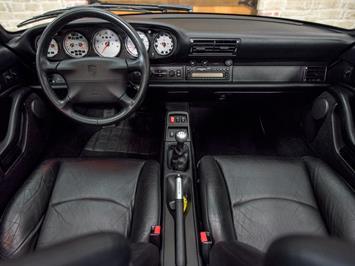1997 Porsche 911 Carrera 4S Coupe