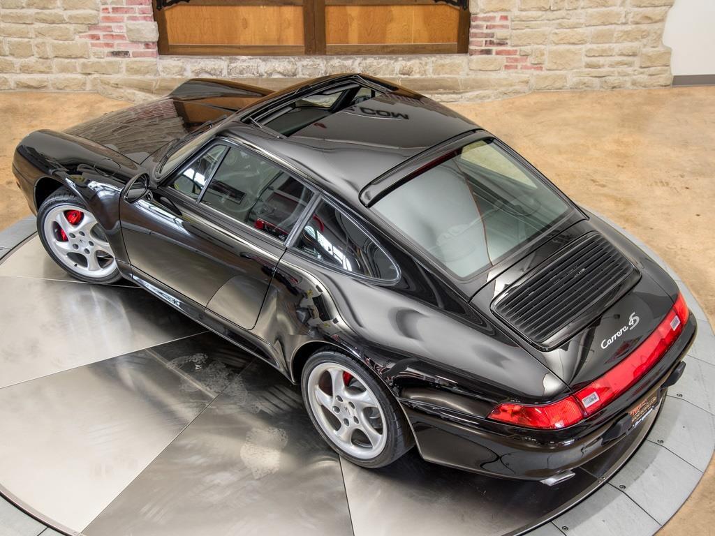 1997 Porsche 911 Carrera 4S - Photo 25 - Springfield, MO 65802