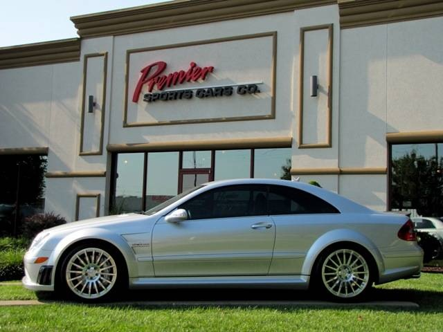 2008 mercedes benz clk63 amg black series for sale in for Mercedes benz springfield missouri