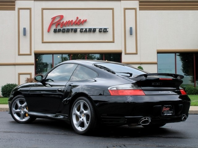 2005 porsche 911 turbo s for sale in springfield mo stock p4220. Black Bedroom Furniture Sets. Home Design Ideas