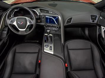2015 Chevrolet Corvette Stingray Z51 Coupe