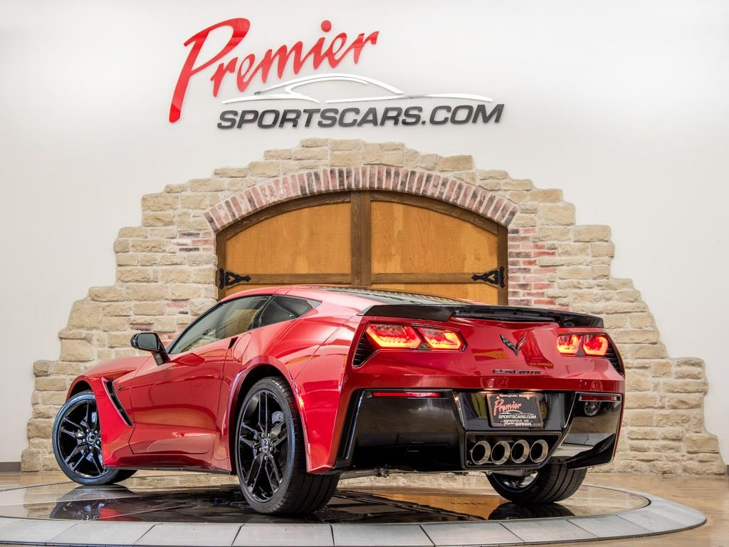 2015 Chevrolet Corvette Stingray Z51 - Photo 7 - Springfield, MO 65802
