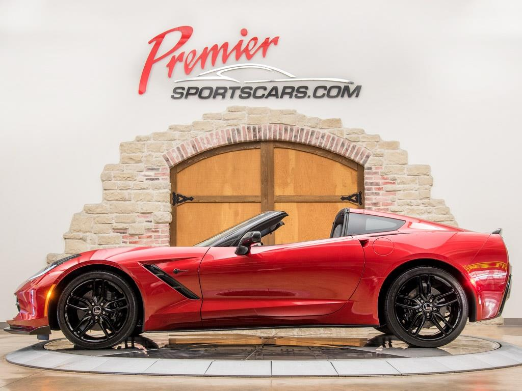 2015 Chevrolet Corvette Stingray Z51 - Photo 31 - Springfield, MO 65802