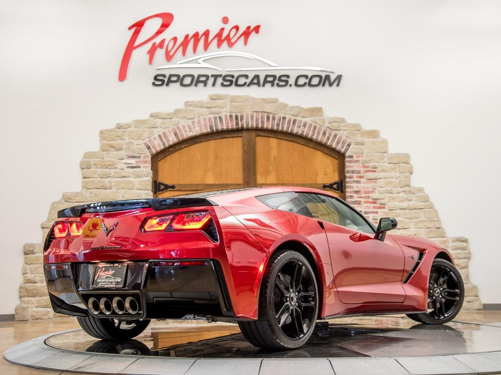 2015 Chevrolet Corvette Stingray Z51 - Photo 9 - Springfield, MO 65802
