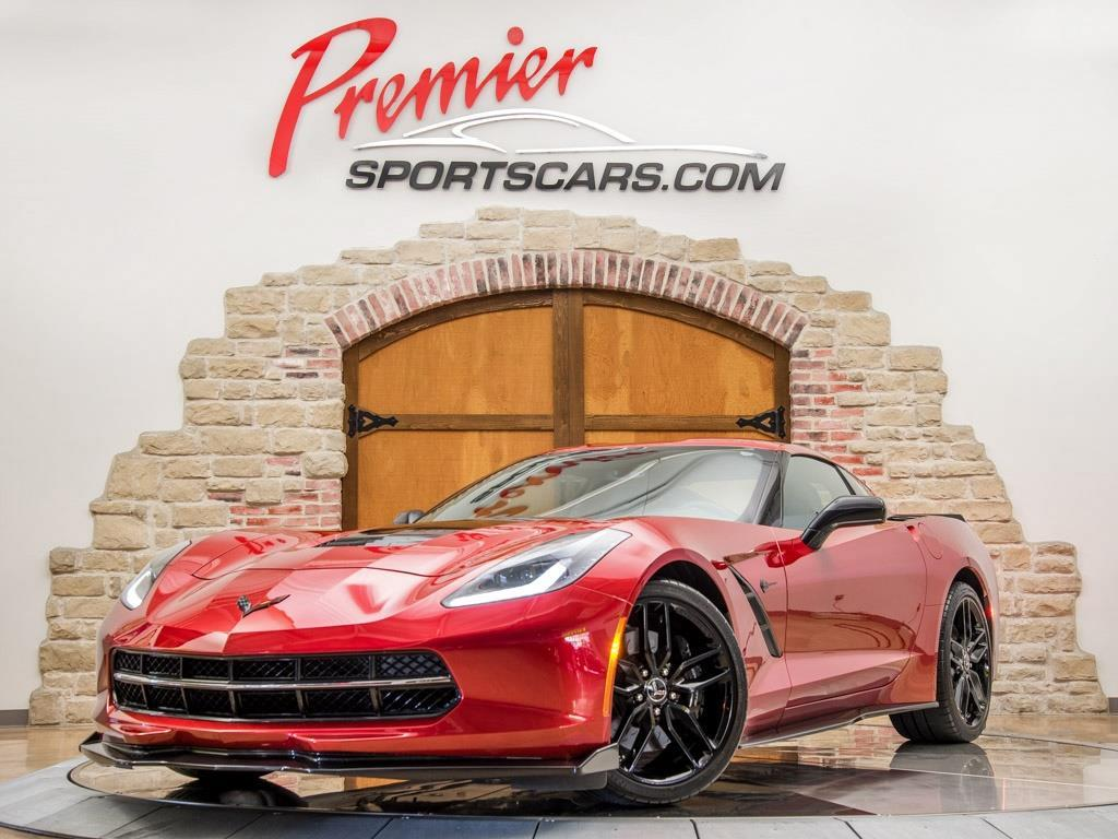 2015 Chevrolet Corvette Stingray Z51 - Photo 1 - Springfield, MO 65802