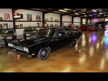1969 Plymouth Road Runner 4-Speed with 383 Coupe