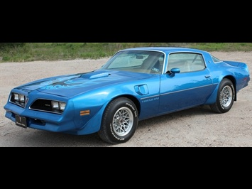 1978 Pontiac Trans Am W-72 Coupe