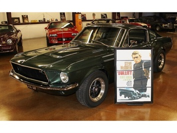 1967 Ford Mustang GT S CODE Coupe