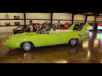 1970 Plymouth Superbird (Satellite) Convertible 440 Convertible