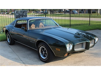 1973 Pontiac Firebird 350 Coupe