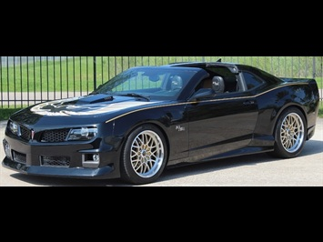 2011 Pontiac Trans Am Hurst Edition Concept with T-Tops - Photo 31 - , TX 77041