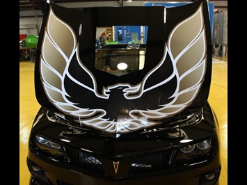 2011 Pontiac Trans Am Hurst Edition Concept with T-Tops - Photo 3 - , TX 77041