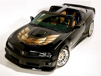 2011 Pontiac Trans Am Hurst Edition Concept with T-Tops - Photo 9 - , TX 77041