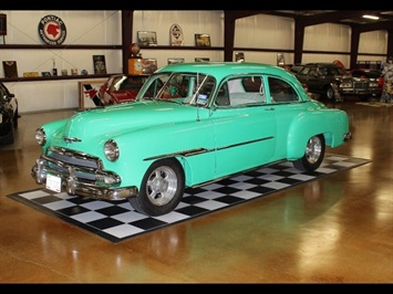 1951 Chevrolet Deluxe Coupe Coupe