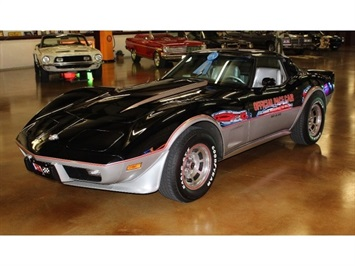1978 Chevrolet Corvette Pace Car L-48 Coupe