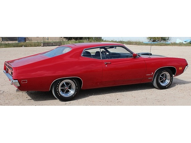 1970 Ford Torino Cobra 429 CJ - Photo 4 - Houston, TX 77041