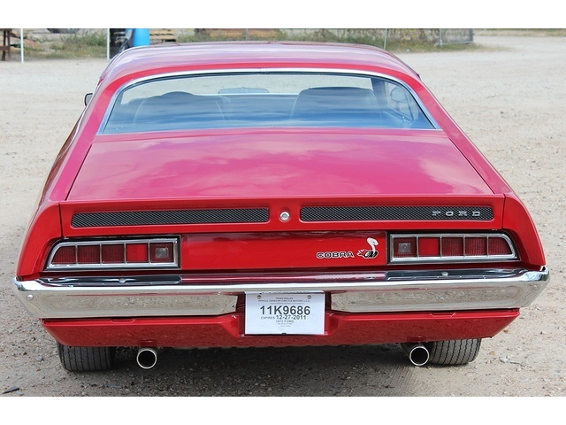 1970 Ford Torino Cobra 429 CJ - Photo 5 - Houston, TX 77041