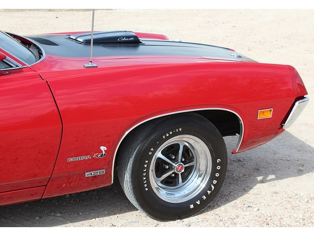1970 Ford Torino Cobra 429 CJ - Photo 8 - Houston, TX 77041