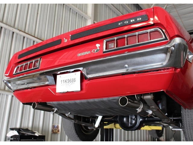 1970 Ford Torino Cobra 429 CJ - Photo 39 - Houston, TX 77041