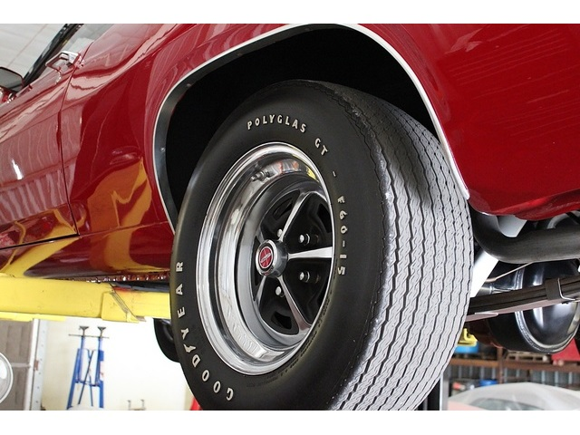 1970 Ford Torino Cobra 429 CJ - Photo 38 - Houston, TX 77041