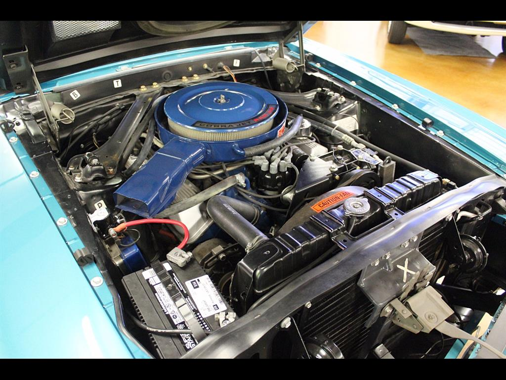 1969 Shelby GT500 Convertible - Photo 35 - , TX 77041