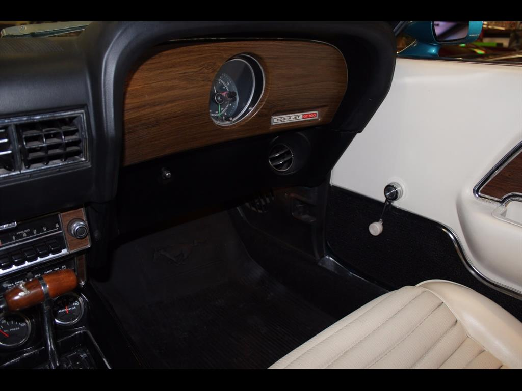 1969 Shelby GT500 Convertible - Photo 25 - , TX 77041