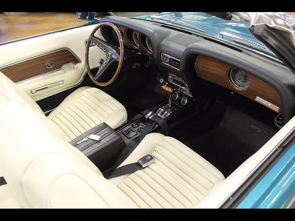 1969 Shelby GT500 Convertible - Photo 28 - , TX 77041