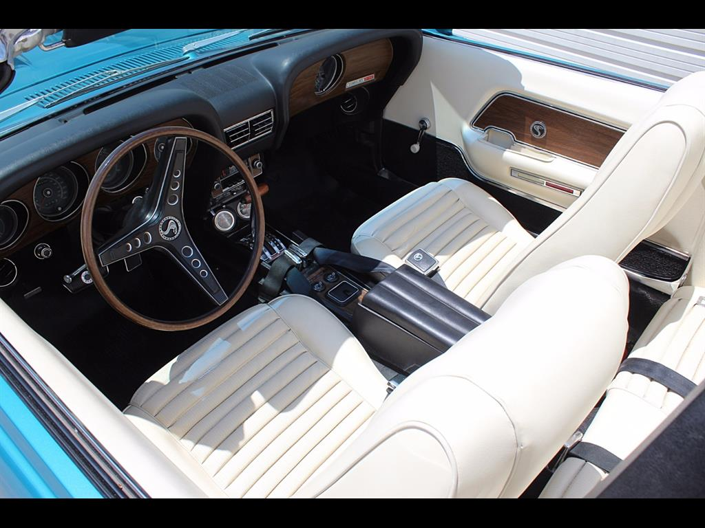 1969 Shelby GT500 Convertible - Photo 18 - , TX 77041