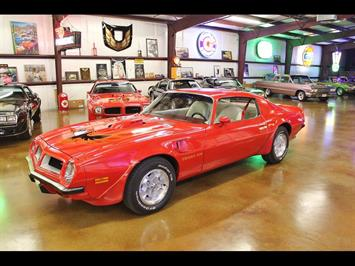1974 Pontiac Trans Am SD 455 Coupe
