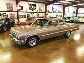 1963 Chevrolet Biscayne 409 Coupe