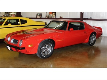 1974 Pontiac Trans Am SD-455, 4-Speed Coupe