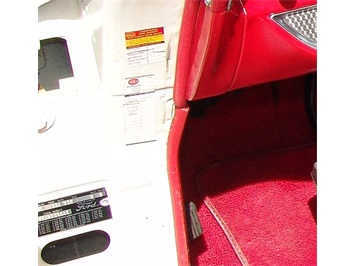 1962 Ford Galaxie 500 with High Performance 406 - Photo 28 - , TX 77041