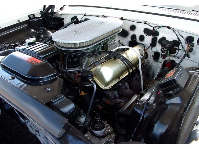 1962 Ford Galaxie 500 with High Performance 406 - Photo 31 - , TX 77041