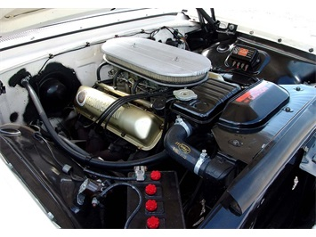1962 Ford Galaxie 500 with High Performance 406 - Photo 30 - , TX 77041