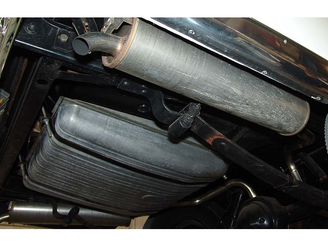 1962 Ford Galaxie 500 with High Performance 406 - Photo 40 - , TX 77041