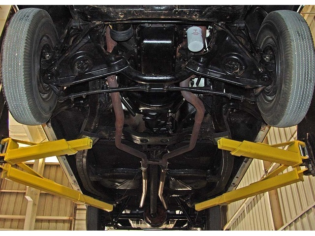 1962 Ford Galaxie 500 with High Performance 406 - Photo 42 - , TX 77041