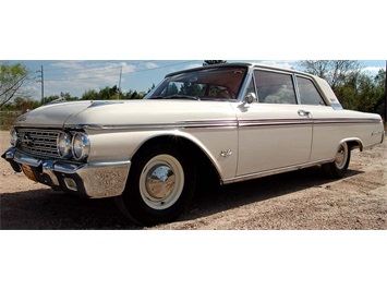 1962 Ford Galaxie 500 with High Performance 406 - Photo 7 - , TX 77041