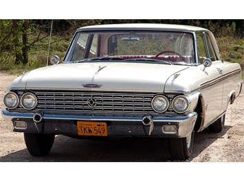 1962 Ford Galaxie 500 with High Performance 406 - Photo 17 - , TX 77041