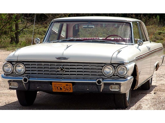 1962 Ford Galaxie 500 with High Performance 406 - Photo 17 - Houston, TX 77041
