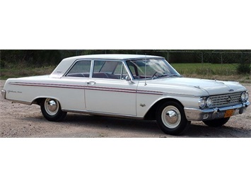 1962 Ford Galaxie 500 with High Performance 406 - Photo 19 - , TX 77041