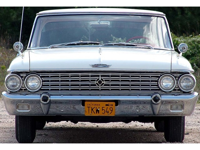 1962 Ford Galaxie 500 with High Performance 406 - Photo 14 - , TX 77041