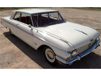 1962 Ford Galaxie 500 with High Performance 406 - Photo 10 - , TX 77041