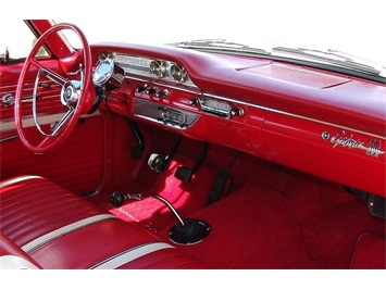 1962 Ford Galaxie 500 with High Performance 406 - Photo 23 - , TX 77041