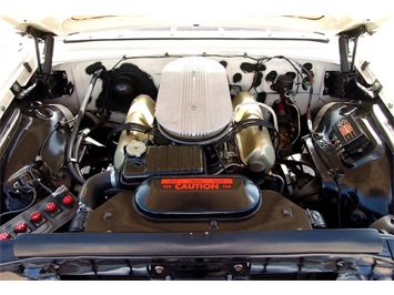 1962 Ford Galaxie 500 with High Performance 406 - Photo 32 - , TX 77041