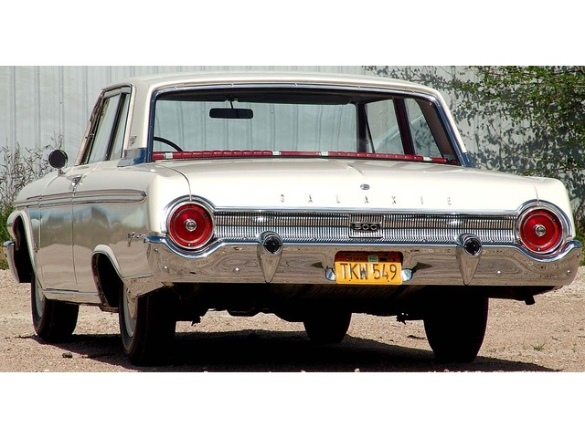 1962 Ford Galaxie 500 with High Performance 406 - Photo 16 - , TX 77041