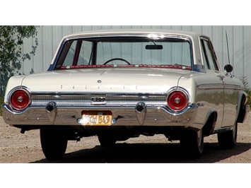 1962 Ford Galaxie 500 with High Performance 406 - Photo 18 - , TX 77041