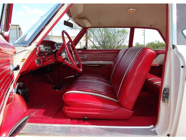 1962 Ford Galaxie 500 with High Performance 406 - Photo 22 - , TX 77041