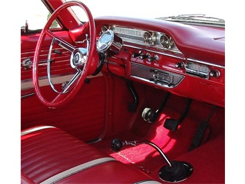 1962 Ford Galaxie 500 with High Performance 406 - Photo 21 - , TX 77041
