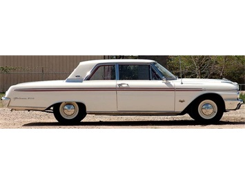 1962 Ford Galaxie 500 with High Performance 406 - Photo 4 - , TX 77041